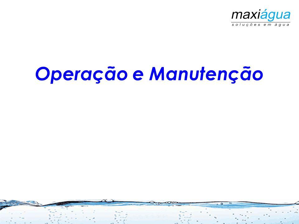 Fonte: Orientações para Utilização de Águas Subterrâneas no Estado de São Paulo Portaria MS 2914, 12/12/2011 Art. 24º. Toda água para consumo humano,
