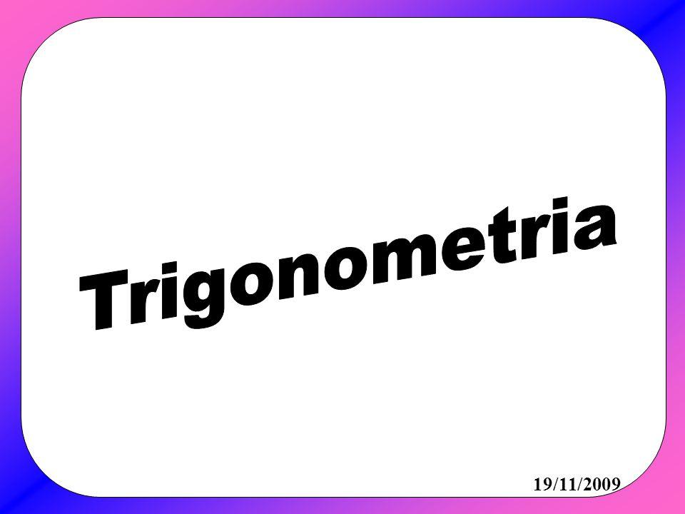 Trigonometria 2 O significado da palavra trigonometria, vem do grego e resulta da conjunção de três palavras: Tri – três Gonos – ângulo Metrein - medir Trigonometria significa, o estudo das medidas dos triângulos.
