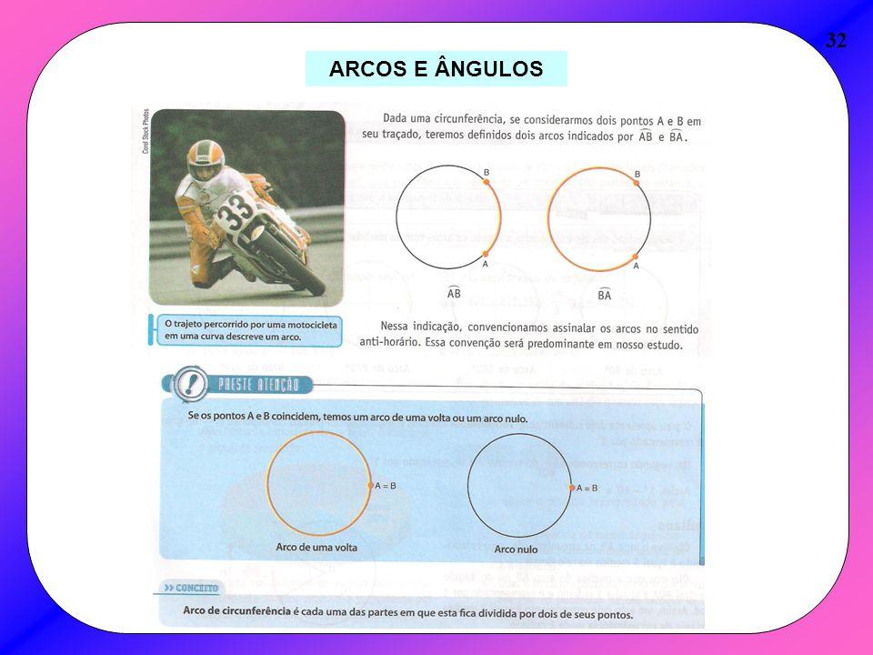 32 ARCOS E ÂNGULOS