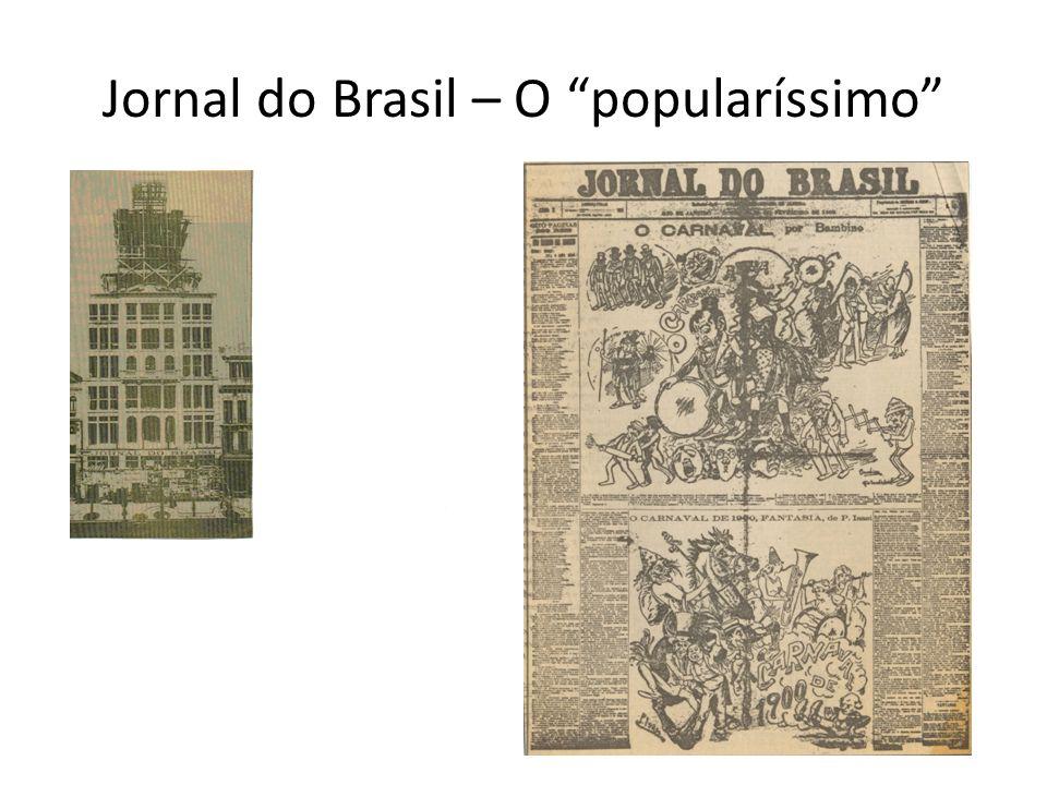 "Jornal do Brasil – O ""popularíssimo"""