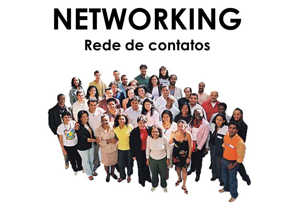 NETWORKING Rede de contatos