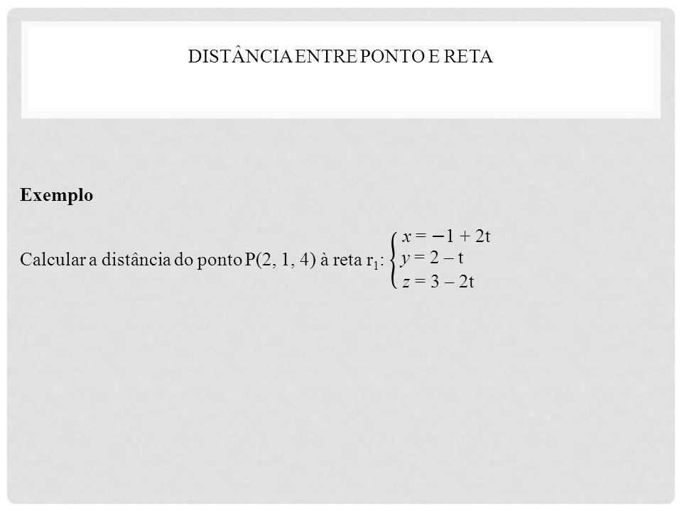 z = 3 – 2t y = 2 – t