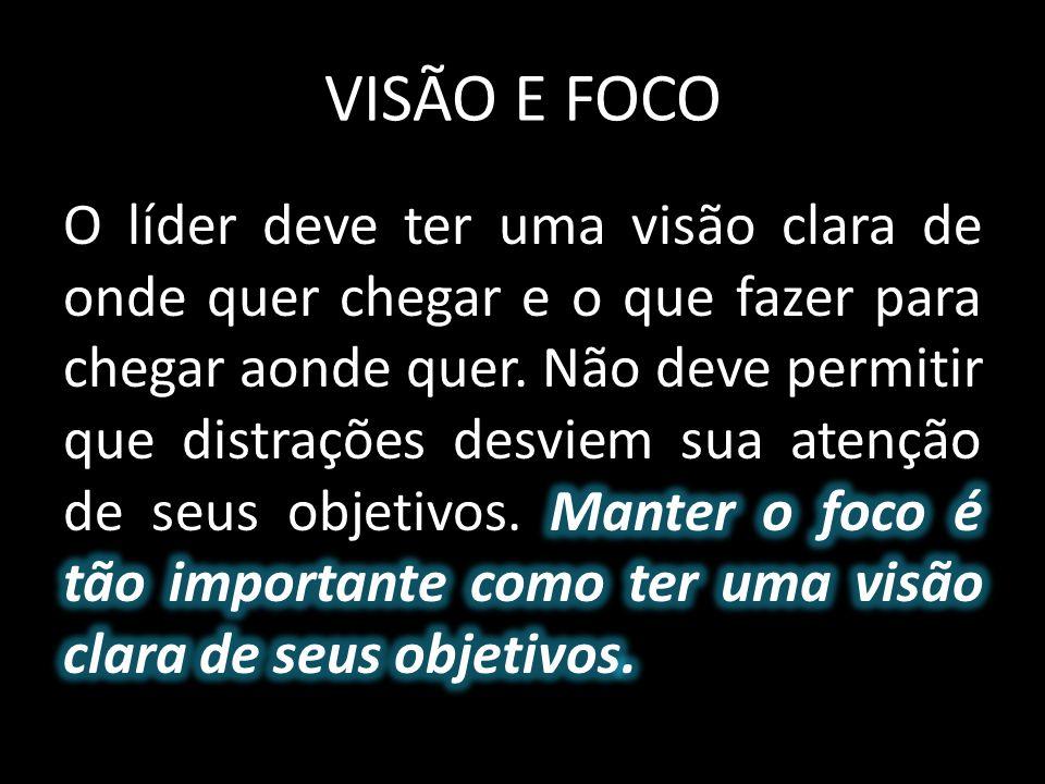 VISÃO E FOCO