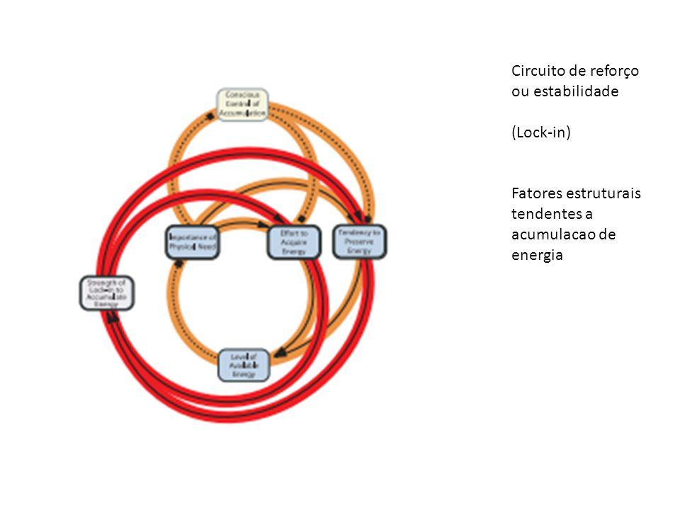 Circuito de controles conscientes