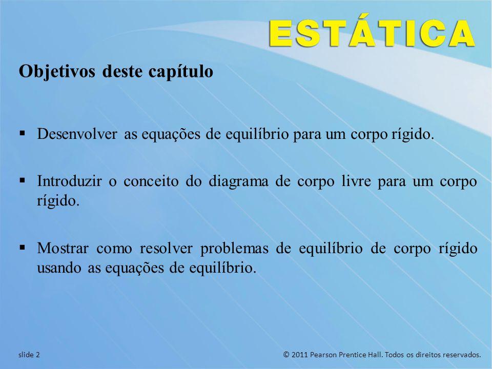 slide 2© 2011 Pearson Prentice Hall.Todos os direitos reservados.