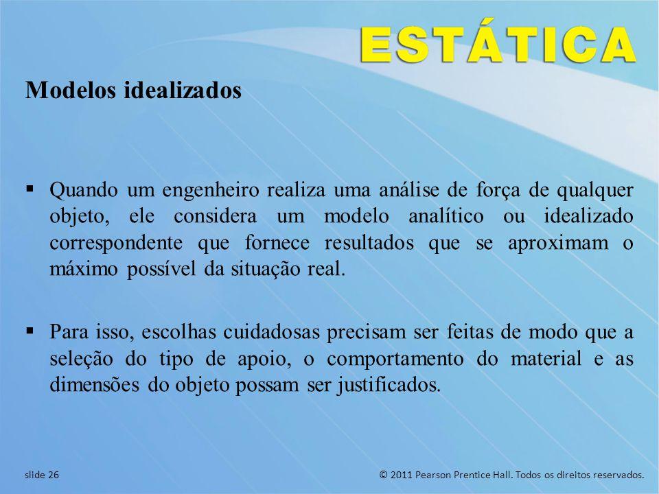 slide 26© 2011 Pearson Prentice Hall.Todos os direitos reservados.