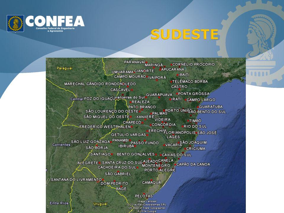 Agradeço a atenção de todos Superintendência de Integração do Sistema - SIS Conselho Federal de Engenharia e Agronomia SEPN 508, Bloco A, 3º andar - SIS - Edifício Confea – CEP: 70740-541 - Brasília – DF