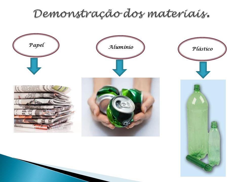 Papel Alumínio Plástico
