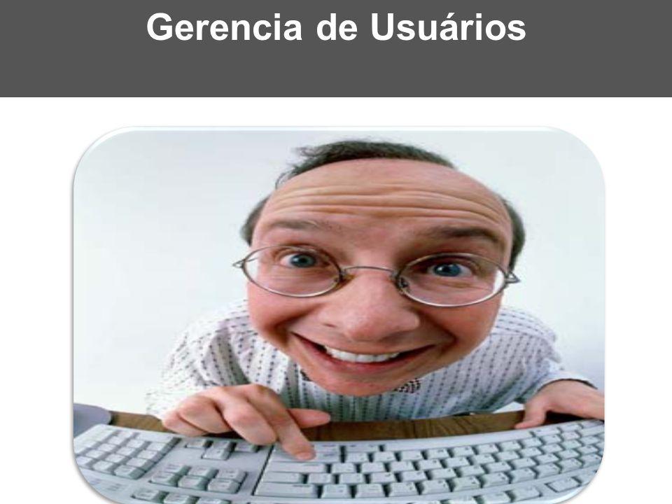 Permissões de Arquivos Uma das tarefas envolvidas no processo de gerencia de um servidor é a criação e manutenção das contas de usuários no sistema.