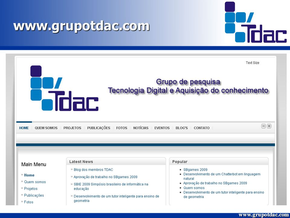 www.grupotdac.com www.grupotdac.com