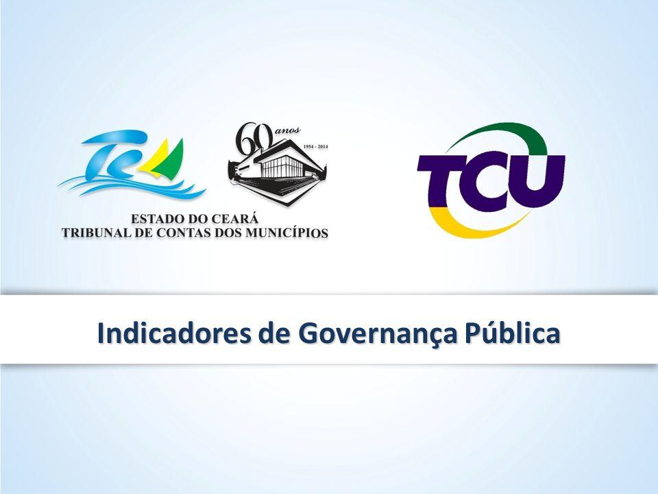 Indicadores de Governança Pública