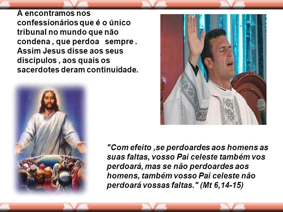 Esta paz buscamos na oração, na busca contínua das coisas do Céu, na Eucaristia, que é presença viva de Jesus, a encontramos quando nos transformamos em sacrário vivo.