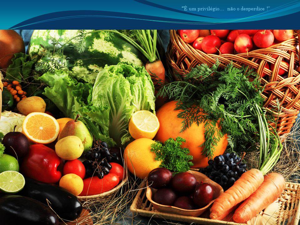 É um privilégio ter acesso a uma alimentação saudável e saborosa.