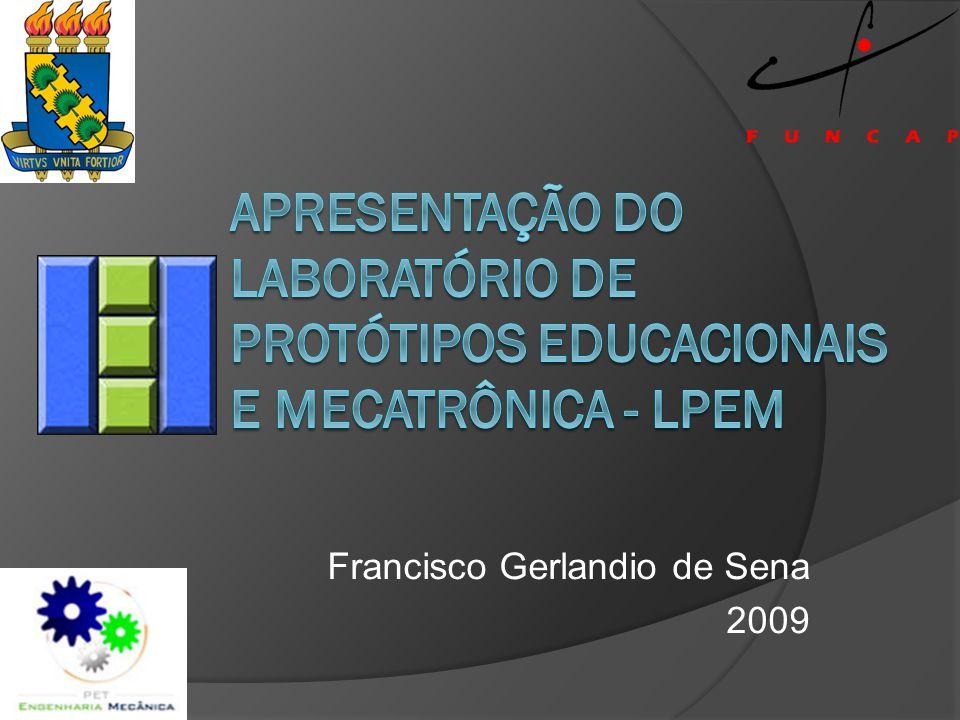 Histórico  LPEM criado em 2005 - projeto de pesquisa n.