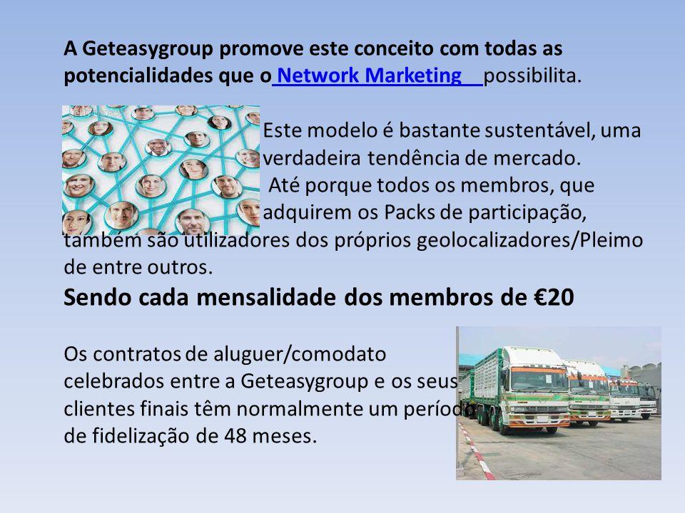 A Geteasygroup promove este conceito com todas as potencialidades que o Network Marketing possibilita.