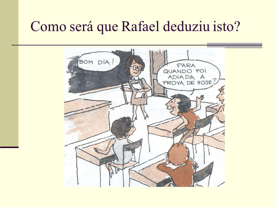 Como será que Rafael deduziu isto?
