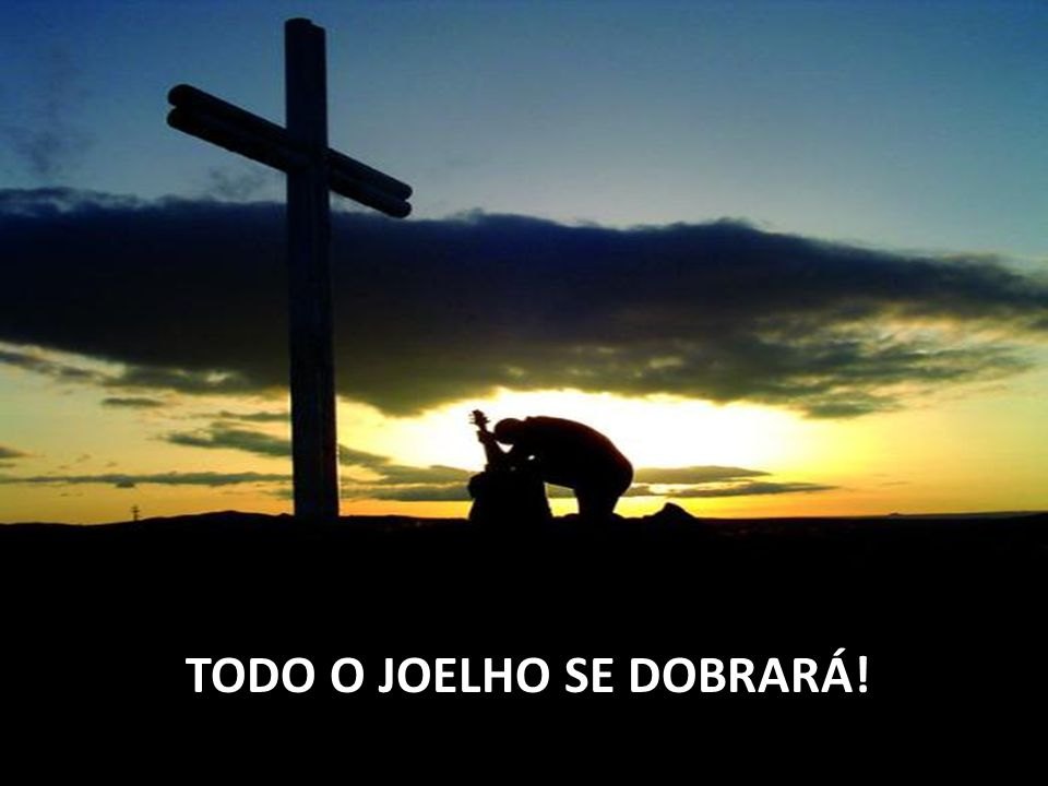 TODA A LÍNGUA CONFESSARÁ O SENHOR!