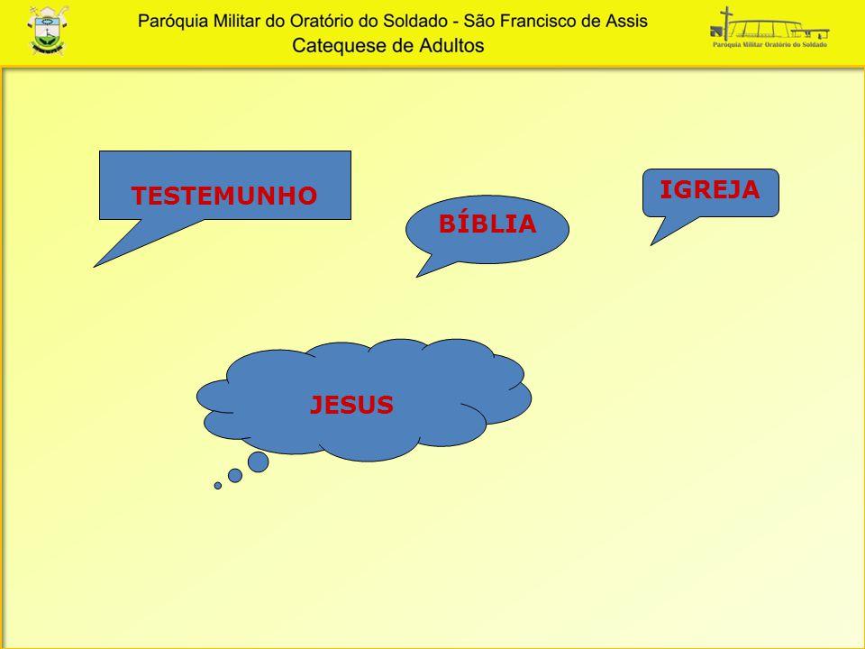 A fé em Jesus implica Segui-lo Estar com ELE Ser enviado