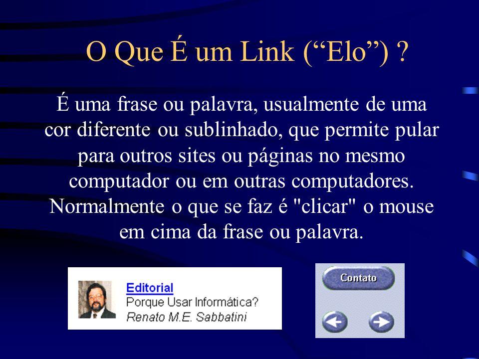 O Que É um Link ( Elo ) .