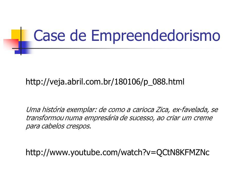 Case de Empreendedorismo www.endeavor.org.br A Endeavor é uma organização feita de empreendedores, para empreendedores e por empreendedores.