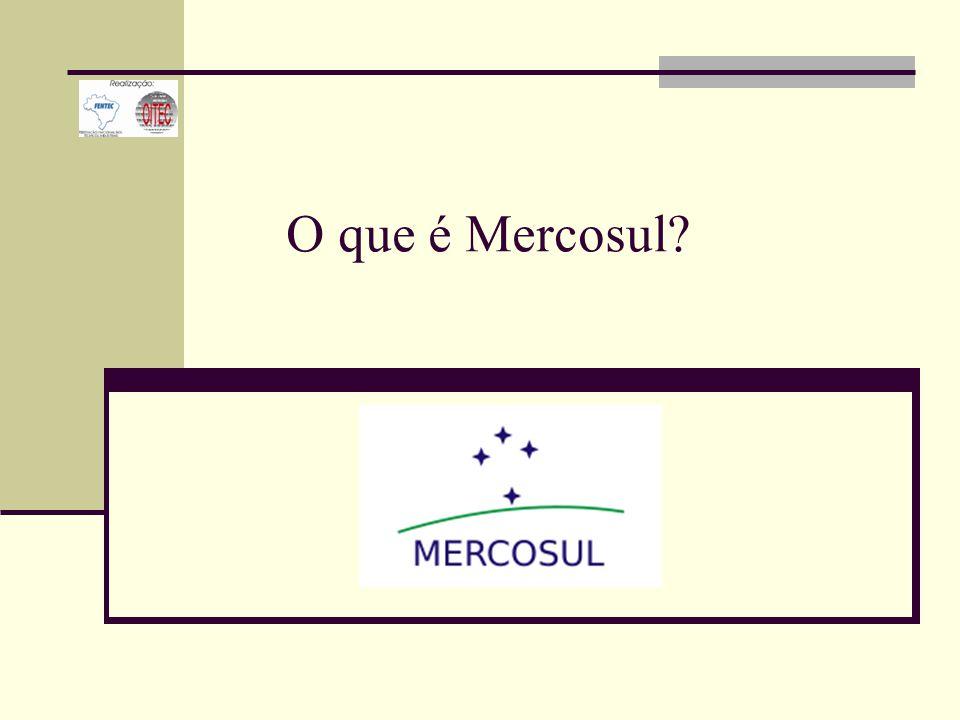 O que é Mercosul?