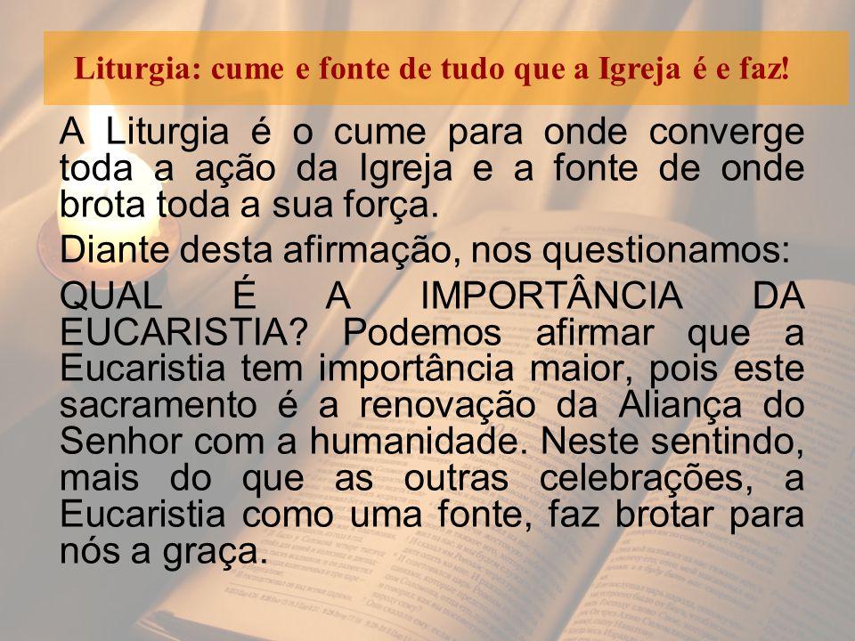 O cultivo da vida espiritual não se limita a participação na sagrada liturgia.