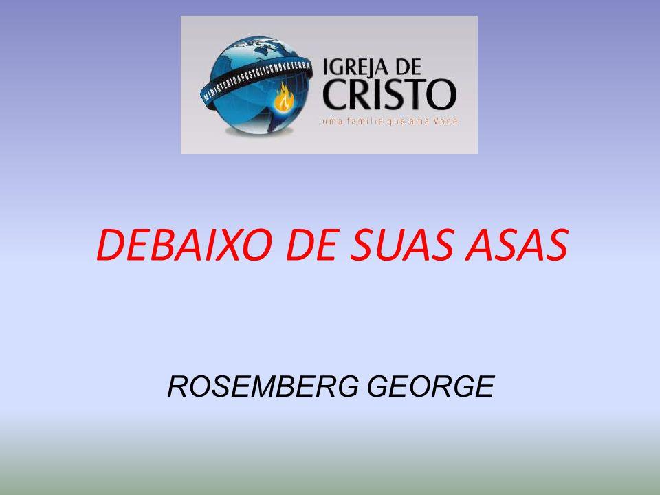 DEBAIXO DE SUAS ASAS ROSEMBERG GEORGE