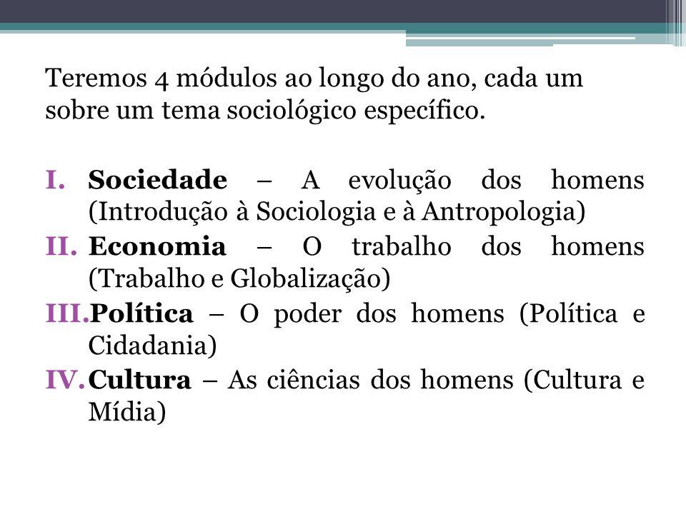 Uma das tarefas da sociologia é nos ajudar a pensar para além do senso comum, aquelas opiniões gerais que ouvimos no cotidiano sobre qualquer coisa.