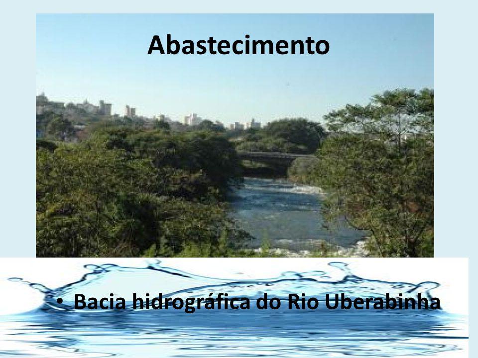 Abastecimento Bacia hidrográfica do Rio Uberabinha