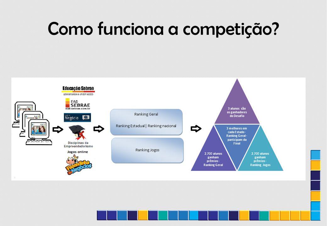 Como funciona a competição?