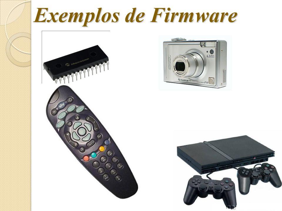 É o conjunto de instruções operacionais programadas diretamente no hardware de um equipamento eletrônico e armazenadas em um circuito semi-condutor (c