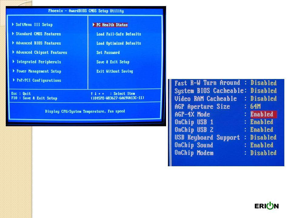 Setup Programa de configuração do hardware. Através dele o usuário pode, se preferir, alterar a velocidade de operação das memórias, o modo de funcion