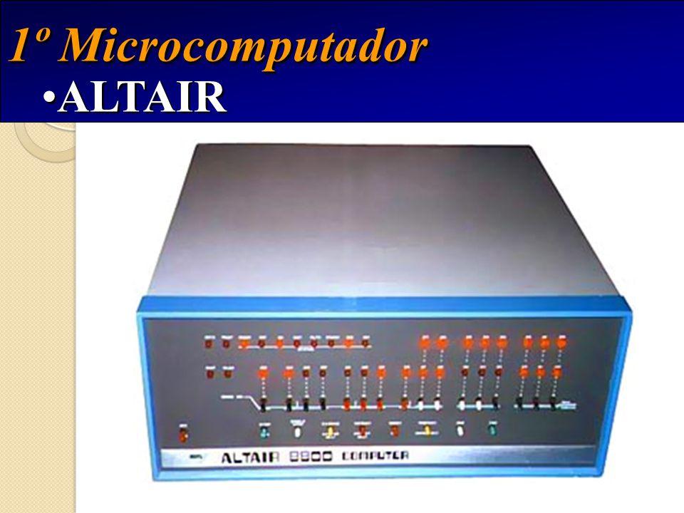 1º Computador Eletrônico ENIAC – 1946 – 1ª Geração