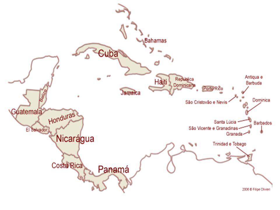 América Central ÍstmicaInsular