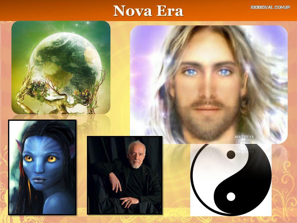 Introdução A Nova Era, ou Era Aquariana, é uma filosofia que engloba várias heresias das demais seitas.