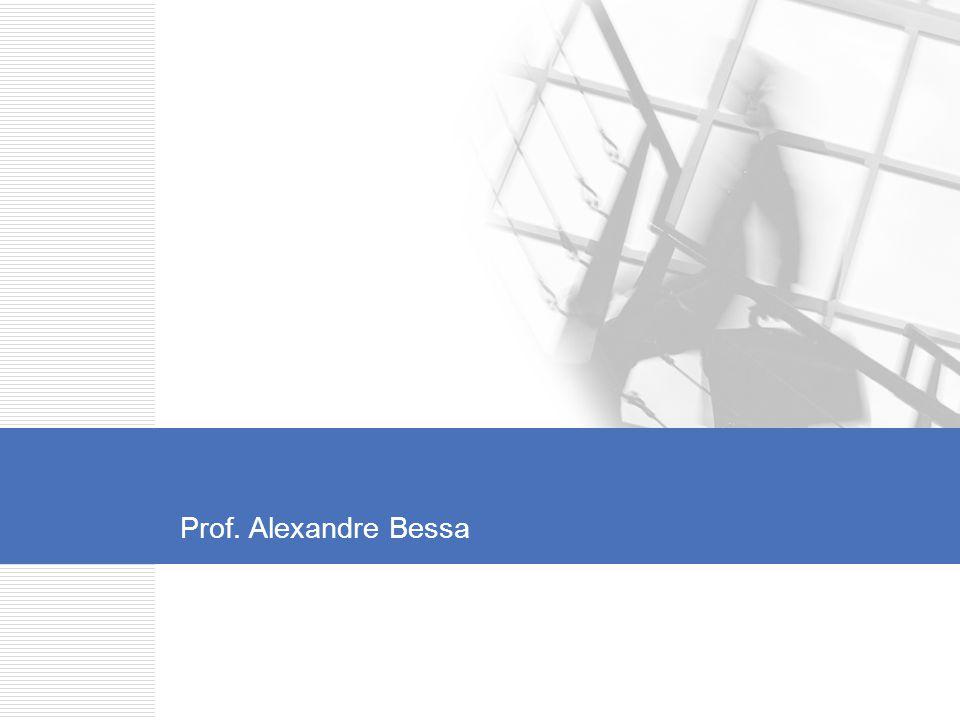 Prof. Alexandre Bessa