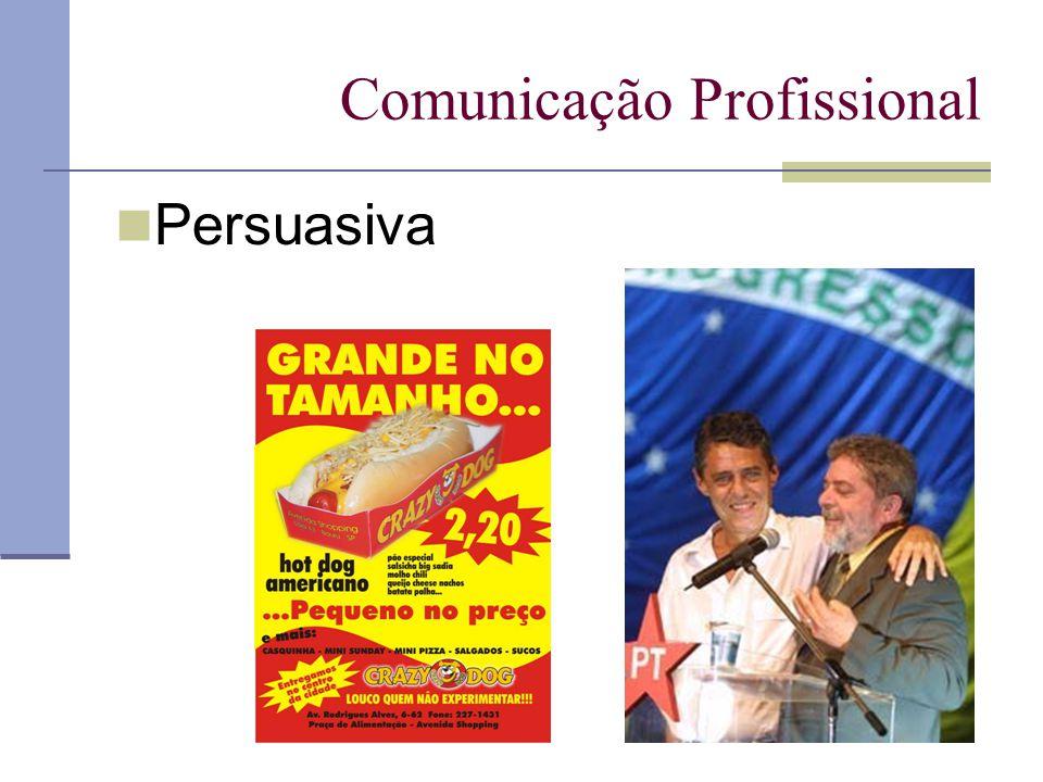 Comunicação Profissional Persuasiva