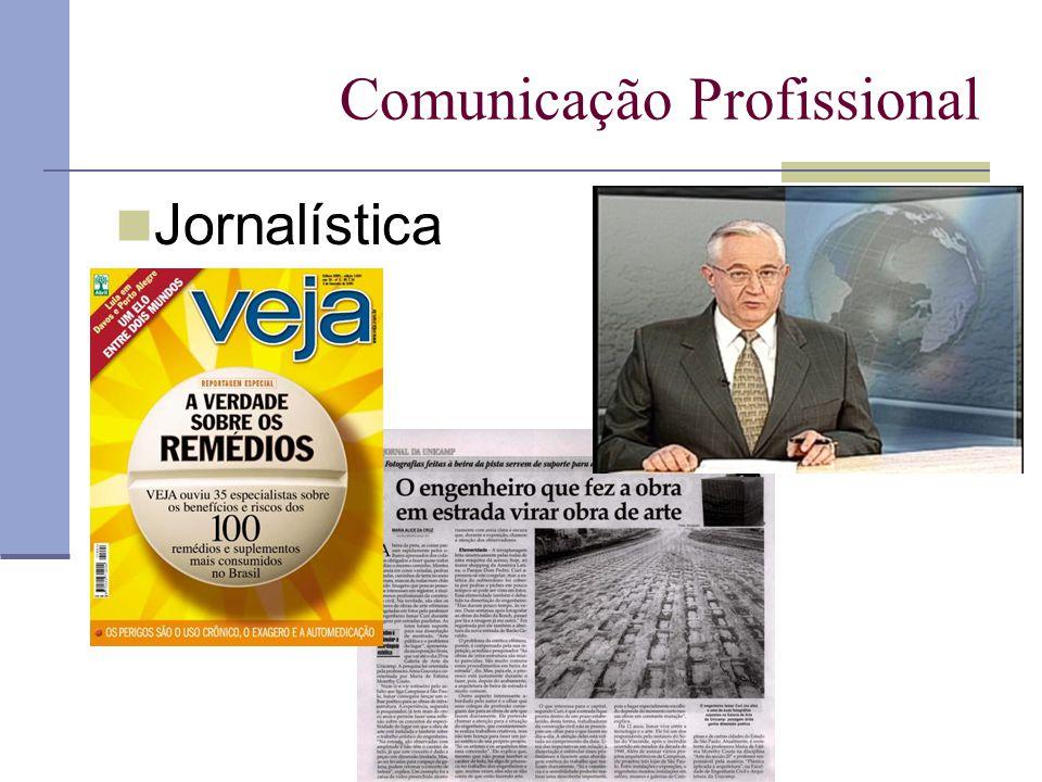 Comunicação Profissional Jornalística