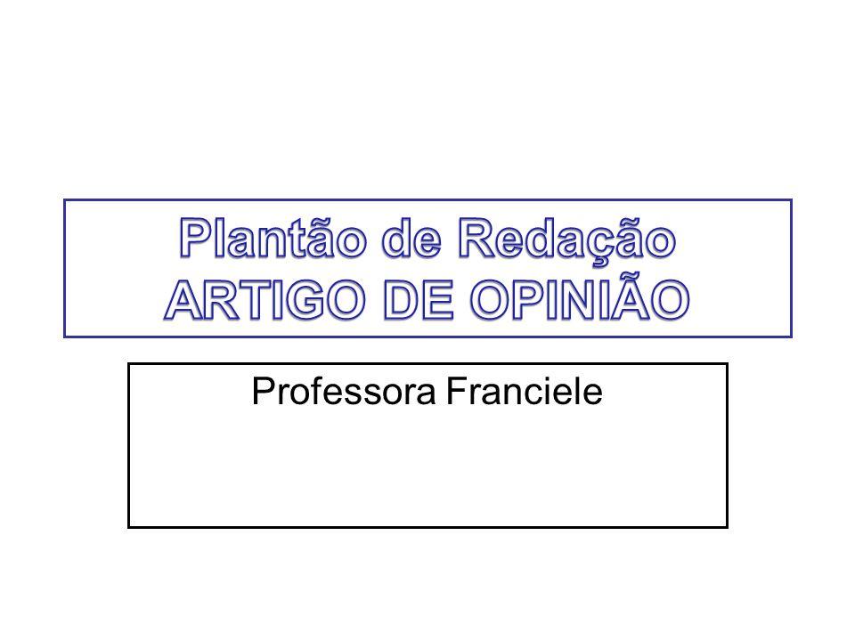 Professora Franciele