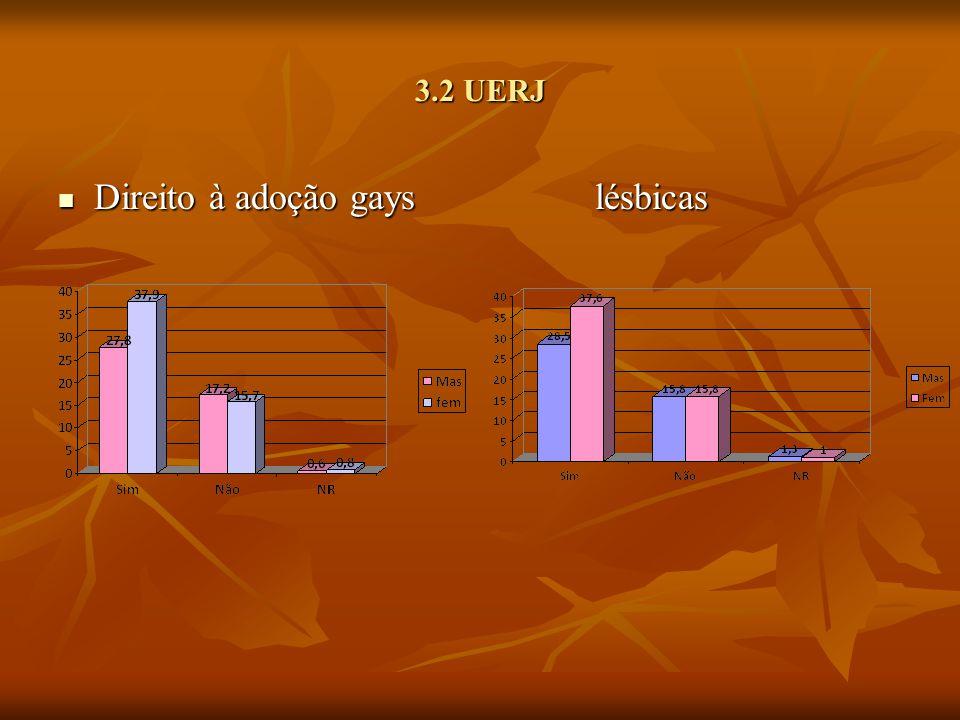 3.2 UERJ Direito à adoção gays lésbicas Direito à adoção gays lésbicas