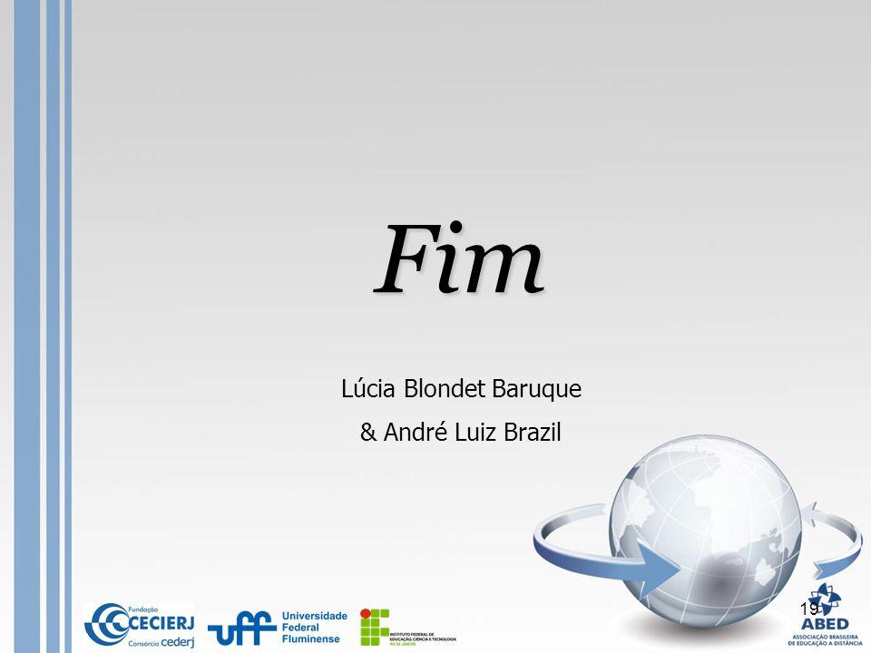 19 Fim Lúcia Blondet Baruque & André Luiz Brazil