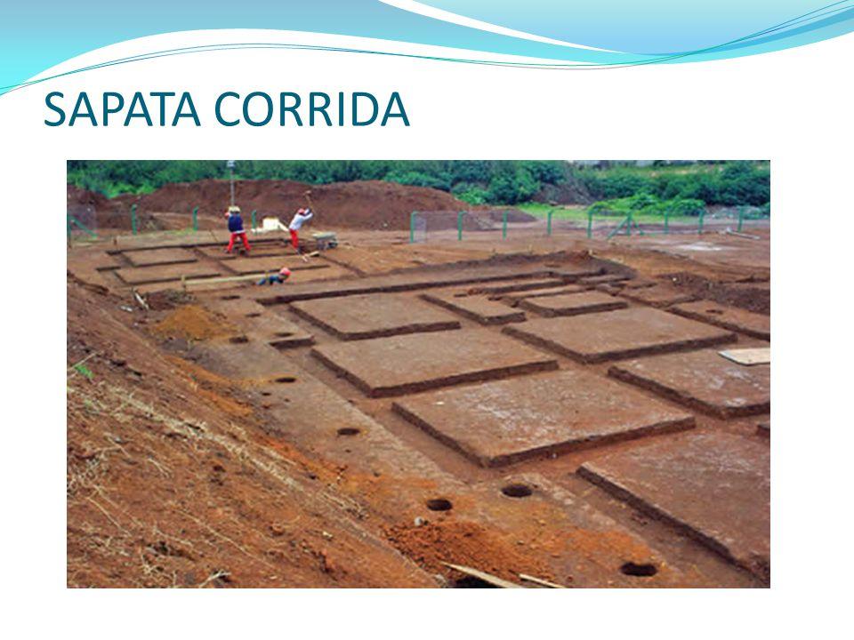 SAPATA CORRIDA