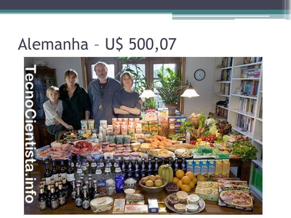 Alemanha – U$ 500,07