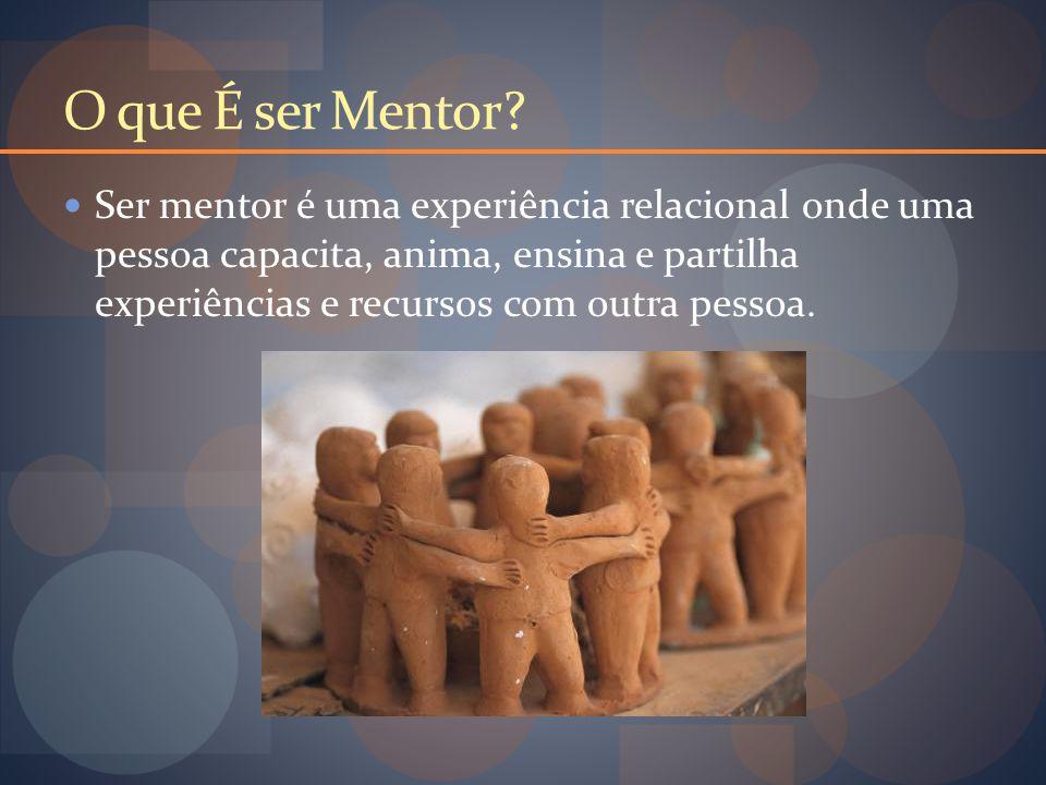 O que É ser Mentor.