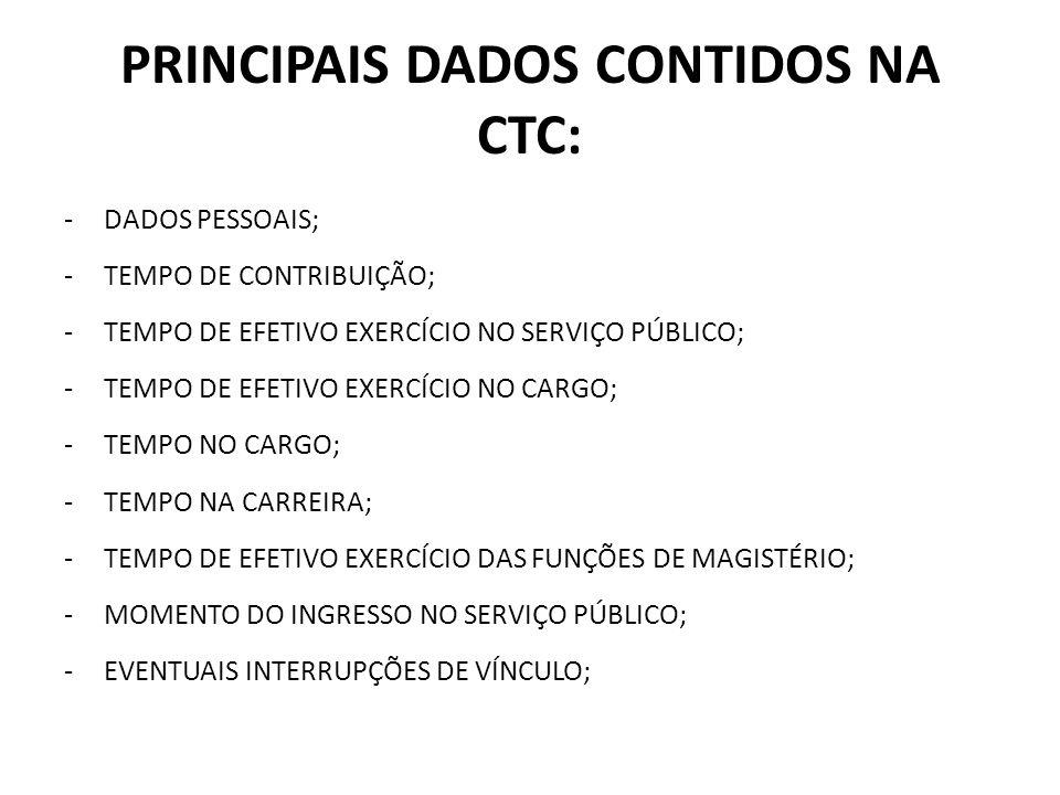 DADOS PESSOAIS NOME COMPLETO; RG, CPF; SEXO; DATA DE NASCIMENTO; CARGO/FUNÇÃO-ATIVIDADE; NOTÍCIA DE EVENTUAL ACUMULAÇÃO DE CARGO/FUNÇÃO.