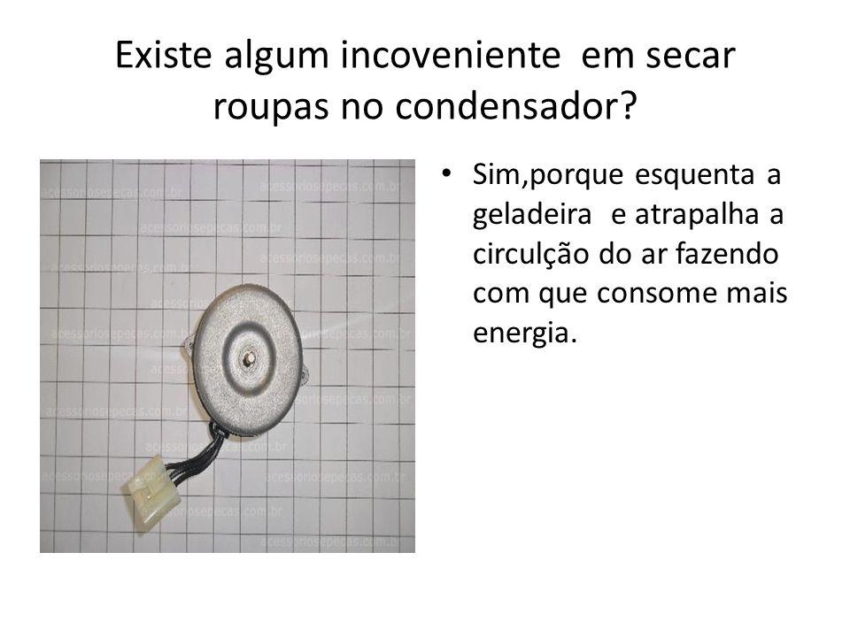 Qual a função do evaporador(congelador)?como é sua estrutura.