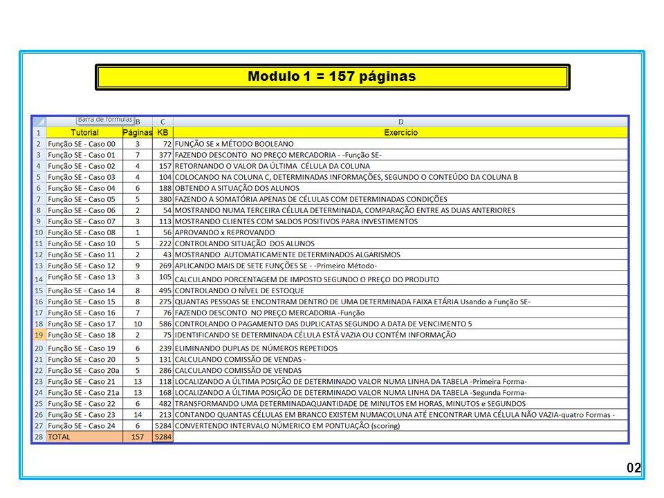 Modulo 1 = 157 páginas 02
