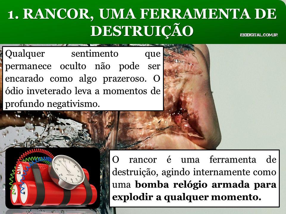 1. RANCOR, UMA FERRAMENTA DE DESTRUIÇÃO