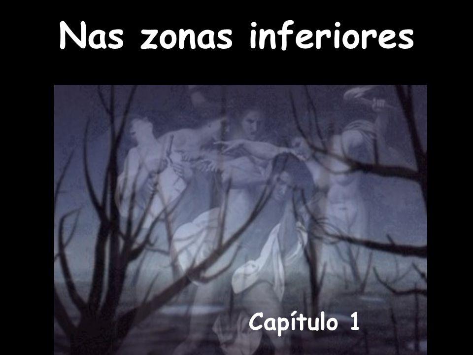 A história começa com o Espírito André Luiz, um médico, que mesmo sabendo –se morto, sentia-se ainda vivo...