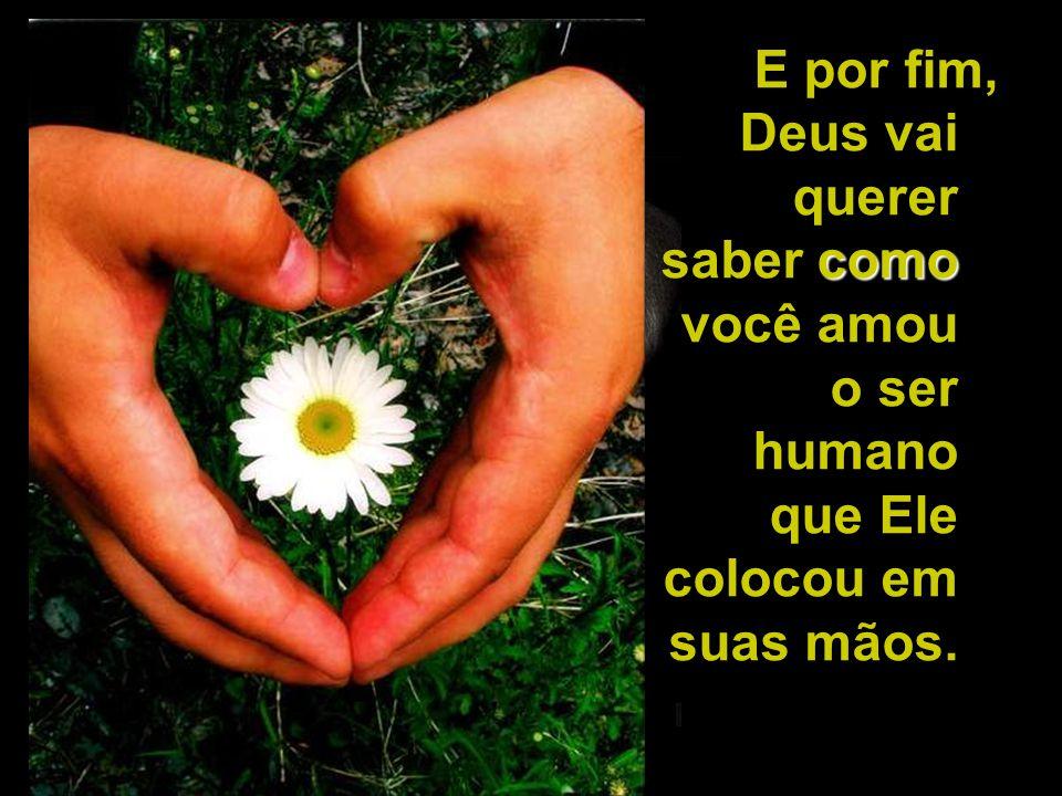 Deus quer saber se o coração dos pais está voltado para os filhos, e se o coração dos filhos está voltado para os pais.